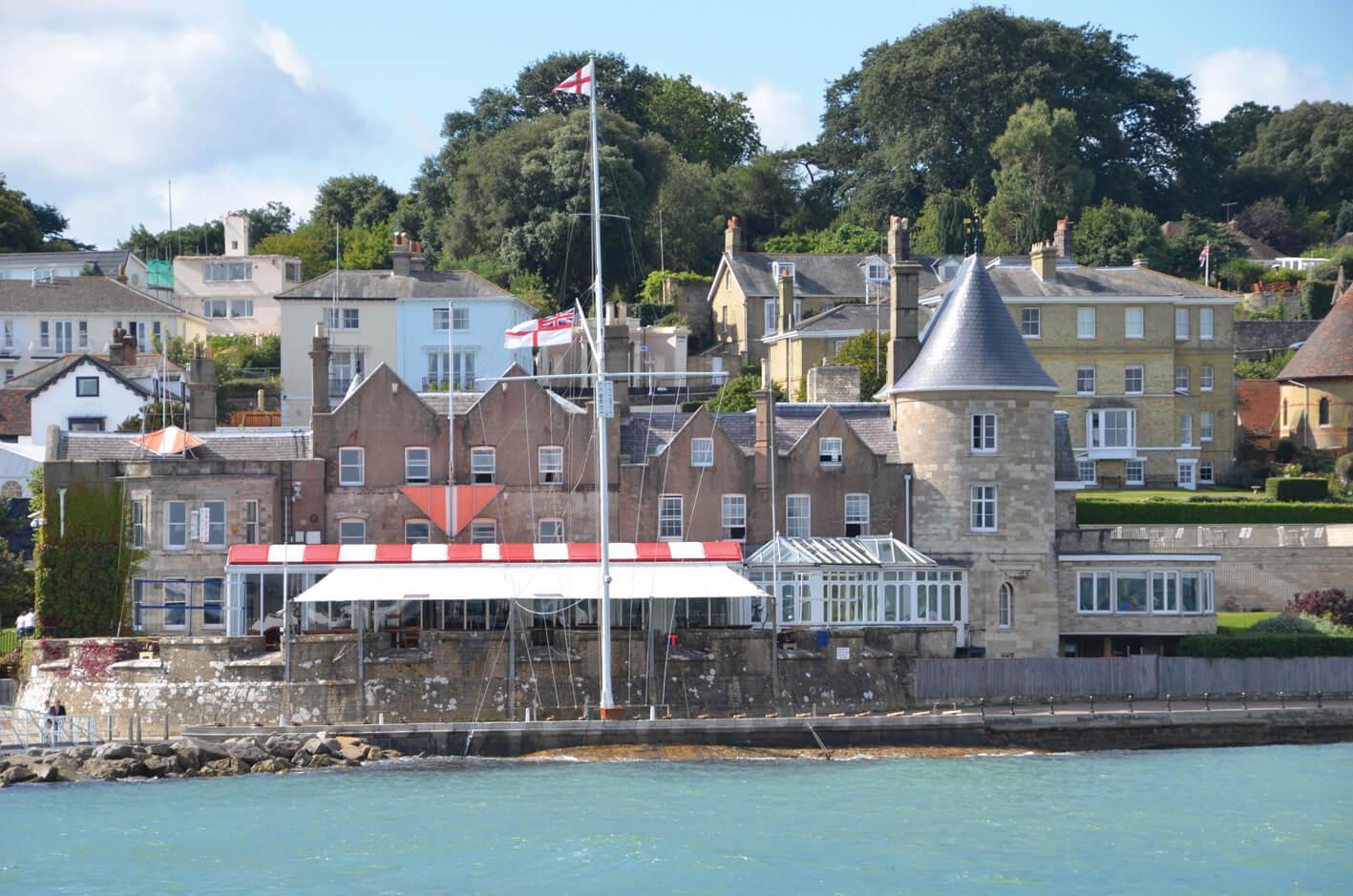 yacht clubs RYS 2012