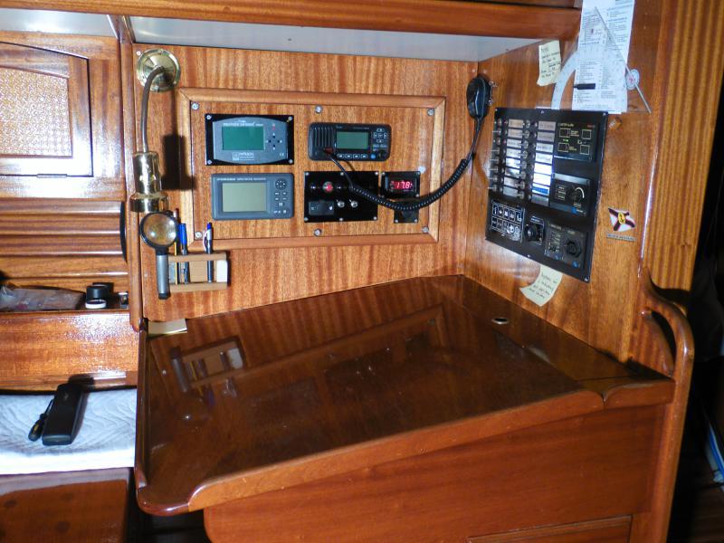 Navigationstafel